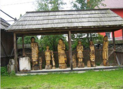 (cod 3177) Muzeul Țărăncii Române, Dragomirești