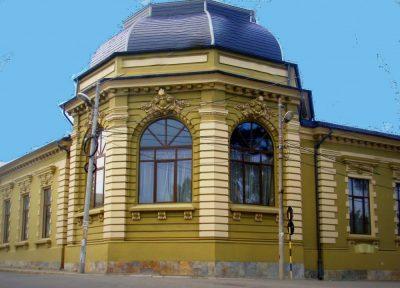 (COD 3035) – Muzeul Apelor Mihai Bacescu Suceava