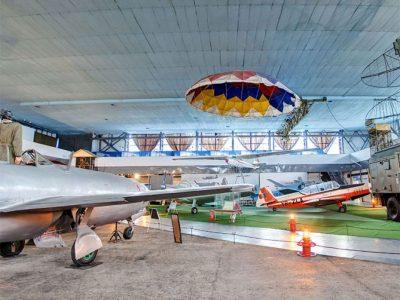 (cod 3523) Muzeul Aviației