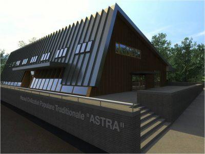 (cod 3896) Muzeul Civilizației Populare Tradiționale Astra