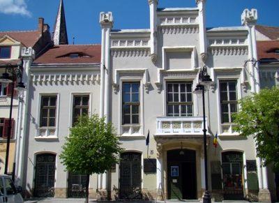 (cod 4304) Muzeul Etnografic Franz Binder