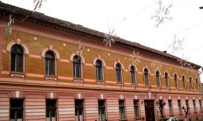 (cod 4917) Muzeul Municipal Dej