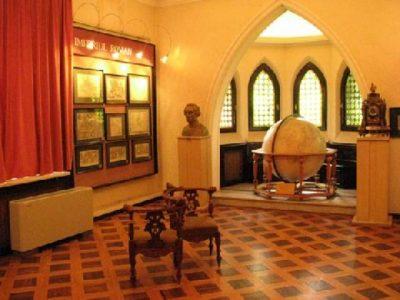 (cod 3528) Muzeul Național al Hărților și Cărții Vechi