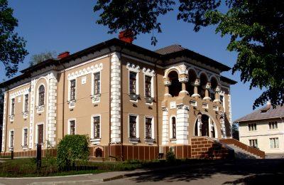 (COD 3050) – Muzeul National al Bucovinei Sectia de arta Suceava