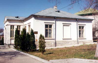 (COD 2063) – Muzeul Poni Cernatescu Iasi