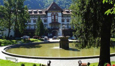 """(cod 3759) Muzeul Rezervației Bucegi – Parcul """"Dimitrie Ghica"""", Sinaia"""
