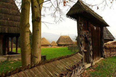 (cod 3176)  Muzeul Satului Maramureșean