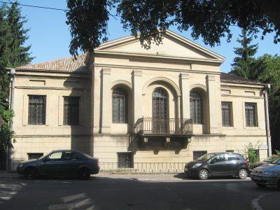 (COD 2064) – Muzeul Teatrului din Iasi