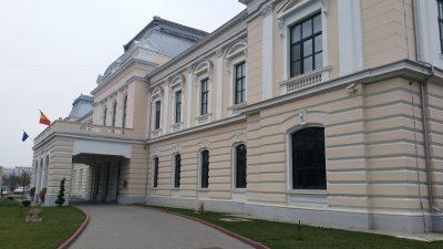 (cod 6315) Muzeul Vasile Pârvan din Barlad