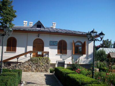 (COD 2096) – Muzeul Viei si Vinului Harlau Iasi