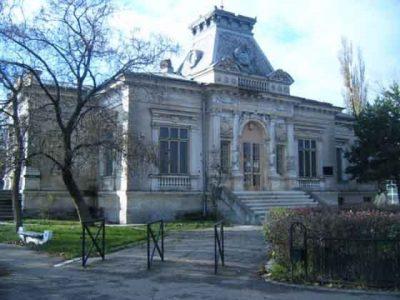 (cod 4261) Muzeul Vrancei
