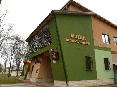 (cod 2725) Muzeul de Ştiinţe ale Naturii Roman
