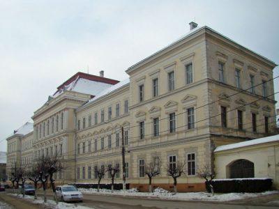 (cod 2313) Muzeul de științe naturale din Aiud
