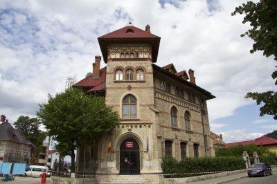 (cod 2785) Muzeul de Artă Eneolitică Cucuteni