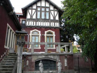 (cod 3524) Muzeul de Artă Frederic Storck și Cecilia Cuțescu