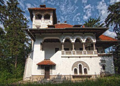 (cod 3535) Muzeul de Artă Populară Nicolae Minovici