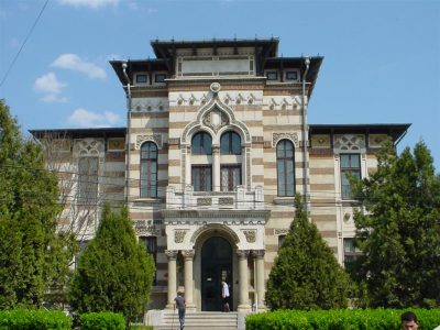 (cod 5037) Muzeul de Artă Populară din Constanța