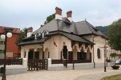 (cod 2705) Muzeul de Etnografie Piatra Neamţ