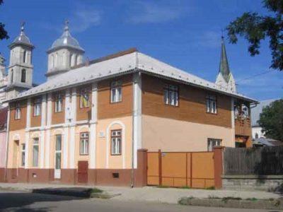(cod 3172) Muzeul de Etnografie, Vișeu de Sus
