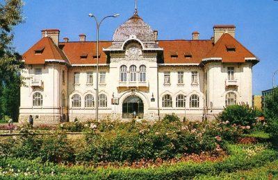 (cod 2788) Muzeul de Istorie și Arheologie Piatra Neamț