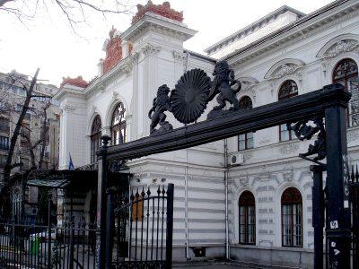 (cod 4129) Muzeul de Istorie și Artă (Palatul Șuțu)