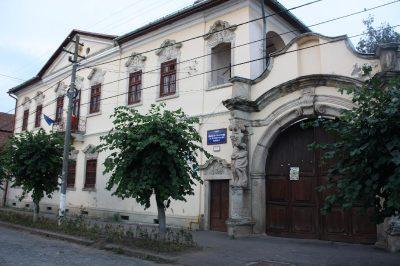 (cod 4911) Muzeul de Istorie Gherla
