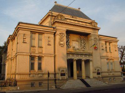 (cod 5343)  Muzeul de Istorie, Târgoviște