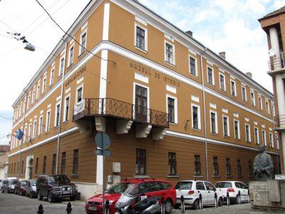 (cod 4910) Muzeul de Istorie al Transilvaniei