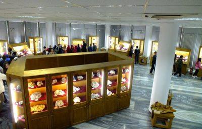 (cod 3173) Muzeul de Mineralogie din Baia Mare