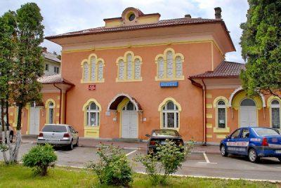 (cod 2789) Muzeul de istorie și etnografie Bicaz
