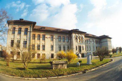 (cod 6544) Muzeul regiunii Porțile de Fier