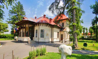 (cod 5345) Muzeul scriitorilor dâmbovițeni, Târgoviște