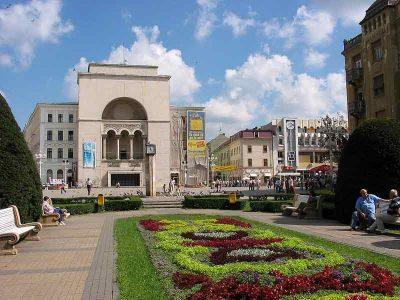 (cod 6125)  Opera Națională Română Timișoara