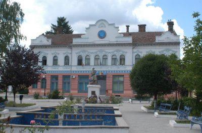 (cod 2453) Orașul Bocșa