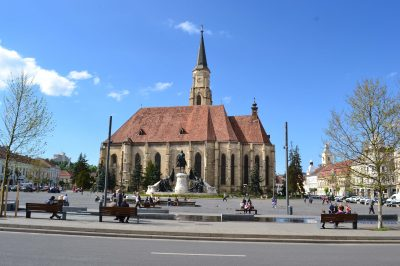 (cod 4868) Orașul Cluj