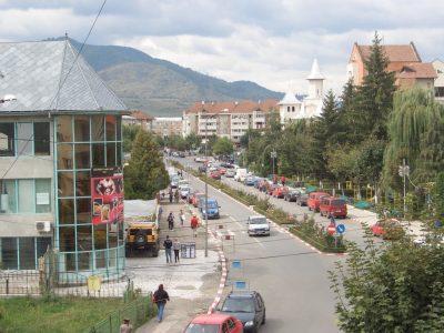 (COD 5435)  Orașul Comănești