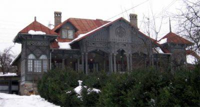 (cod 3763) Orașul Comarnic
