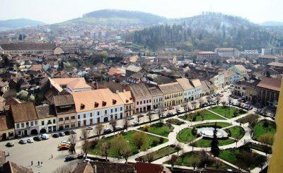 (cod 3893) Orașul Mediaș