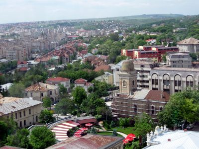(COD 2161) – Orasul Targu Frumos Iasi