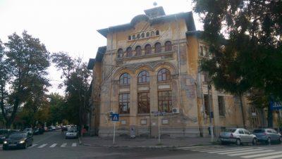 (cod 3944) Palatul Şcolilor Comerciale Alexandru Ioan Cuza