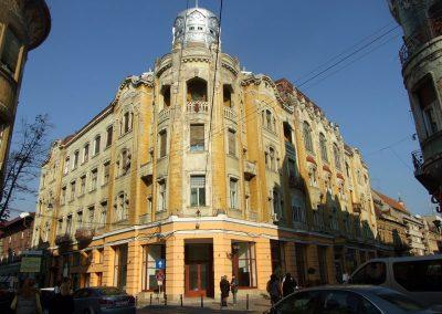 (cod 2508)  Palatul Apollo , Oradea