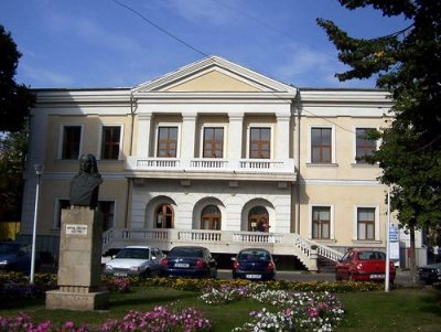 (COD 2067) – Palatul Cantacuzino Pascanu – sediul starii civile Iasi