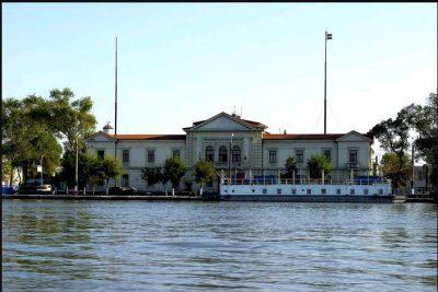 (cod 3943) Palatul Comisiei Europene a Dunării
