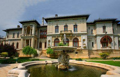 (cod 3542) Palatul Cotroceni