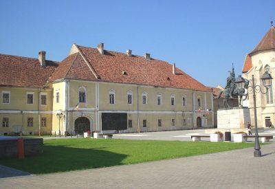 (cod 2321) Palatul Princiar