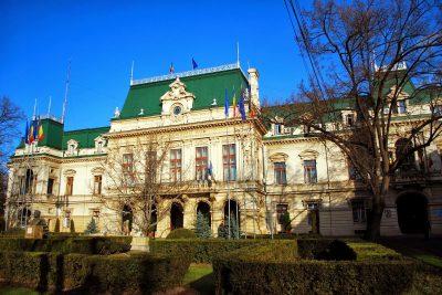 (COD 2069) – Palatul Roznovanu – Primaria Iasi