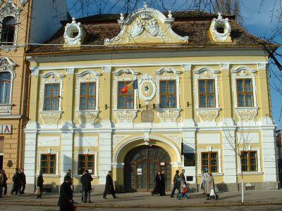 (cod 5942)  Palatul Toldalagi