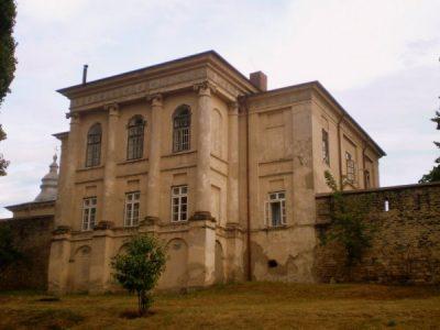 (COD 2164) – Palatul de pe Ziduri, Frumoasa, Iasi