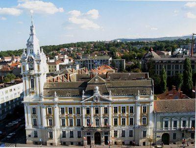(cod 4928) Palatul primăriei