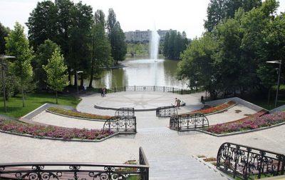(cod 3567) Parcul Alexandru Ioan Cuza (Titan)